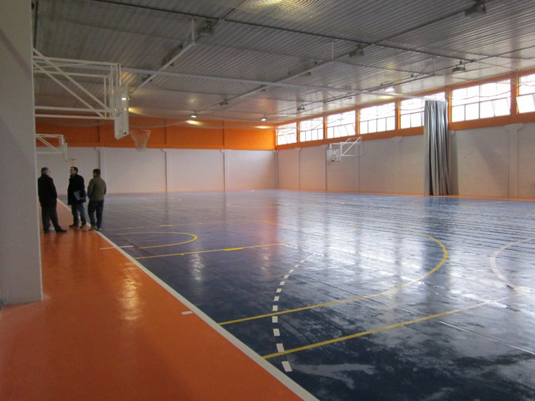 Polideportivo Perales del Río (Getafe)